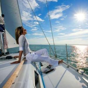 отдых на борту судна
