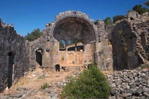 храм в Турции