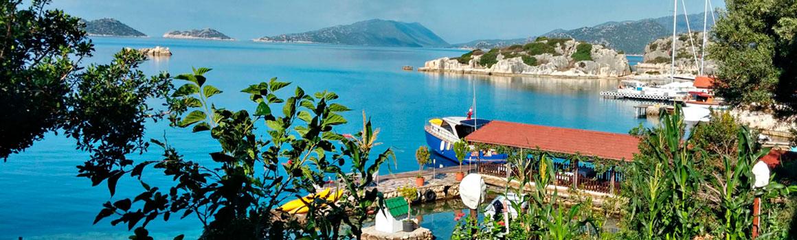 Отдых в Турции_Ликия