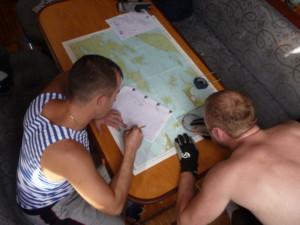 составление маршрута