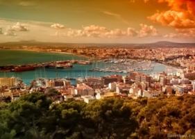 Испания_вид на бухту