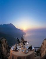 ресторан с красивым видом