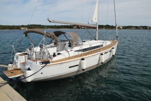 судно Jeanneau Sun Odyssey 409