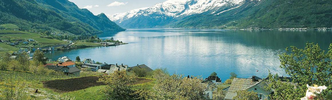путешествие на яхте в Норвегию
