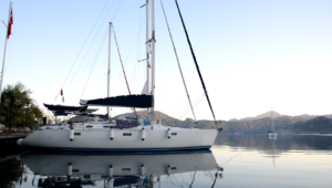 Яхта Benetau Oceanic 43