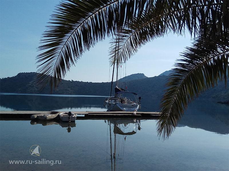 С воды мир другой или сравниваем отдых на пляже и на яхте