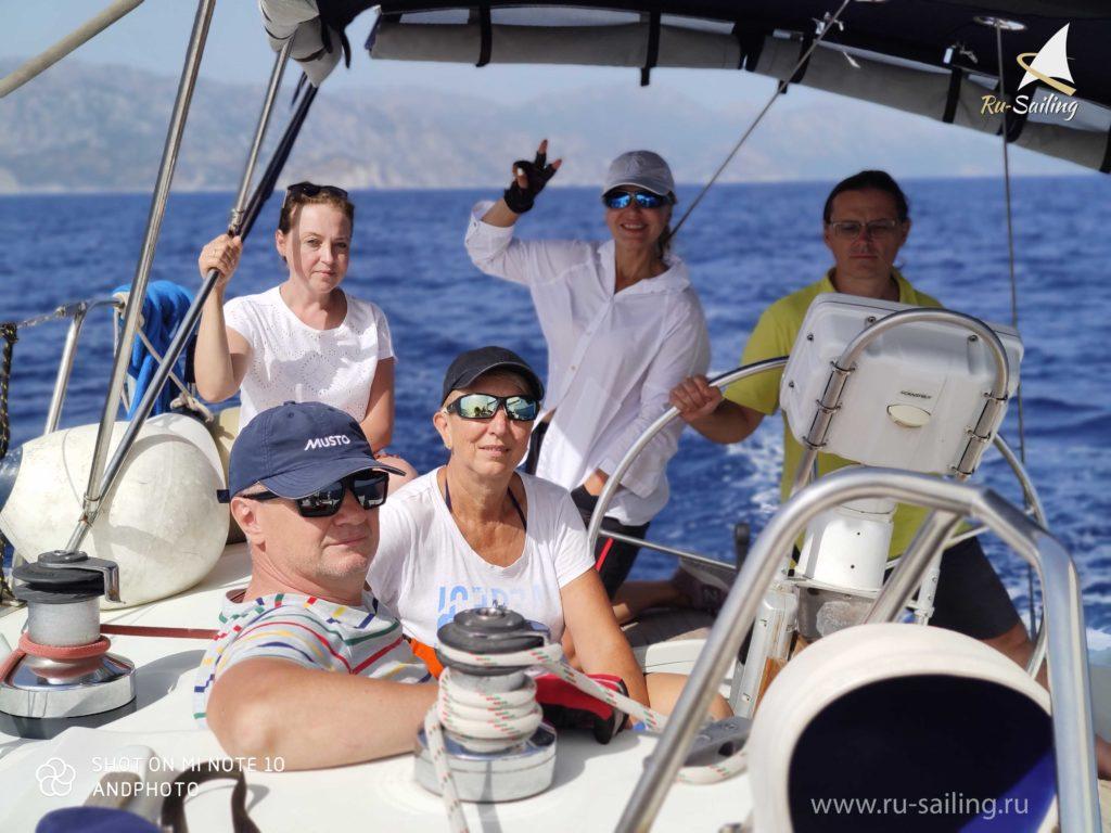 Ru-sailing